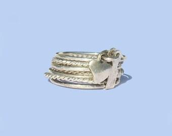 ALEXA Vintagering 925 Silber