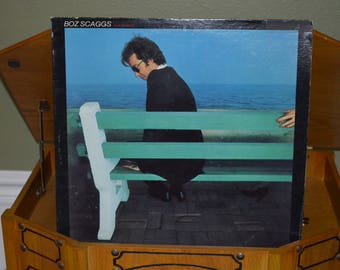 Vintage Vinyl Record Boz Scaggs: Silk Degrees Album PC-33920