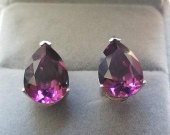 Pear shale Earrings