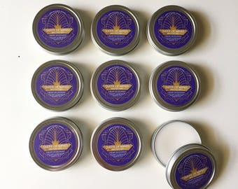 6 PACK - Queen of Wands Cream Deodorant - chemical free, and it really works!