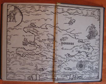 Moonraker or The Female Pirate and Her Friends by Jesse F. Tennyson