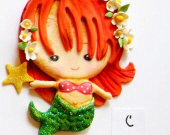 Little Mermaid Cutter C