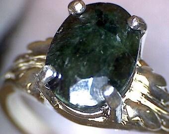 Stunning Color Change Alexandrite Ring