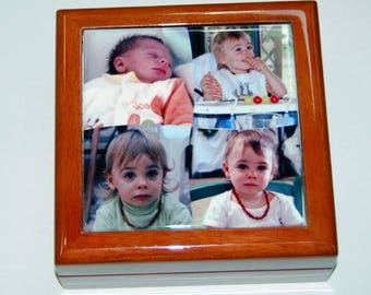 box personalized with your favorite photo 4