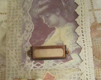 Lacy Ladies Junque Journal