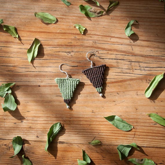 Pyrenees earrings