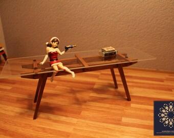 Alejandro Sticotti Modern Dining Table - 1/12 Full Scale