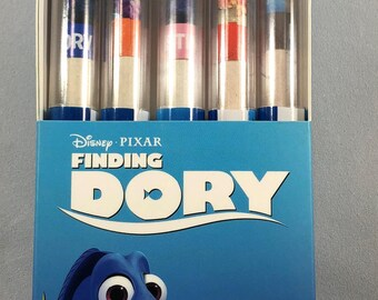 Finding Dory - Scented #2 Pencils - Set of 5