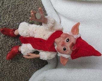 OOAK Froud Tribute - Fairy Elf Art Doll