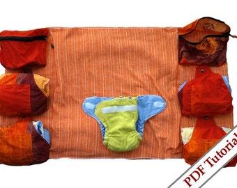Diaper Backpack E-book