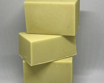 Gentle Oatmeal Cold Process Soap