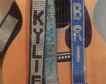 Custom Banjo Strap