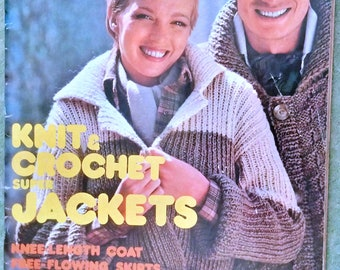 mon tricot Knit & Crochet Nov.- Dec.