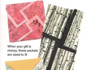 Precious Pockets 3 pattern by Fabric Origami