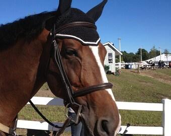 Horse Fly Bonnet (Veil) - Digital Pattern