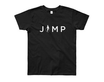 JUMP - American Apparel Youth Tee