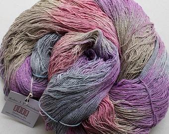 Stella, silk noil yarn, 1350 yds - Desert,