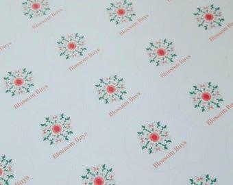 Round Labels, Custom Logo Stickers, Custom Matte Stickers, Printed Labels, Logo Stickers, Round Stickers, Personalized  Stickers