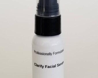 Clarify Facial Serum- Smooth Clear Skin