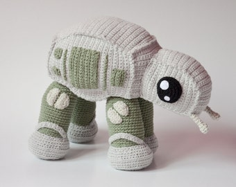 Crochet PATTERN - AT walker  by Krawka