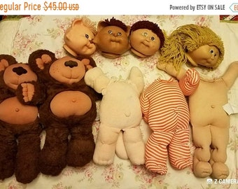 ON SALE now cabbage patch dolls lots