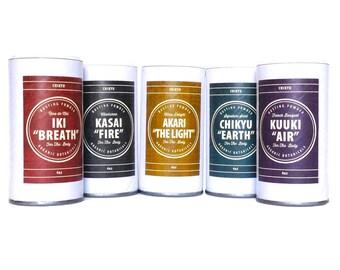 Organic Deodorant Powder, Natural Body Powder, Dusting Powder, Non GMO, Gluten Free, Talc Free Organic Botanicals DUSTING POWDER 4oz