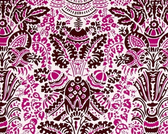 50083-  1/2 yard of  Jennifer Paganelli - Color Brigade - Stephanie in Maroon