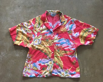 COBBLE LANE - hawaiian shirt