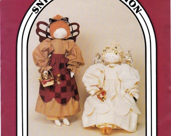 Sewing Craft Pattern for 27 inch Angel from Dream Spinners