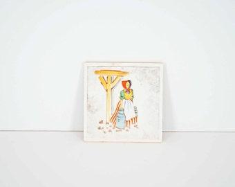 Ceramic Coaster from Denmark S Christian