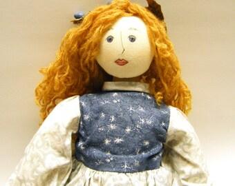Handmade Cloth Fairy Doll