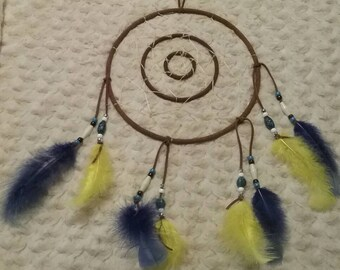 10, 5, and 2 inch dreamcatcher