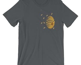 bee shirt - save the bees - bee tshirt - beekeeper shirt - bees shirt - beekeeper gift - bee hive - honey bee shirt - bees t-shirt - bee tee