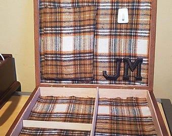 Cigar Valet Box