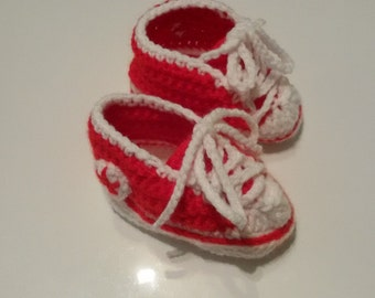 All Star Baby Shoes