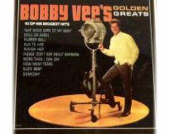 Bobby Vee's Greatest Hits Cassette Tape
