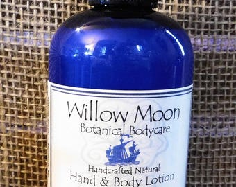 Natural Shea butter Hand and Body Lotion Sandalwood