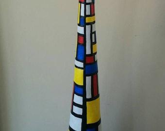 Mondrian table lamp