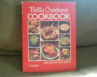 Vintage 1978, Betty Crocker Cookbook