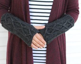 Crochet Hand Warmers, Hand Warmers, Fingerless Gloves