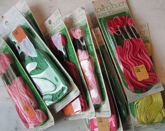 ONE Embroidery Floss Vintage Floss Loving Touch