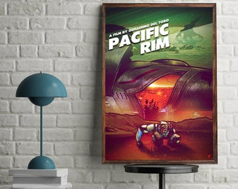 Pacific rim Home Poster Decoration Poster