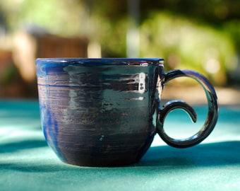 tea cup breakfast