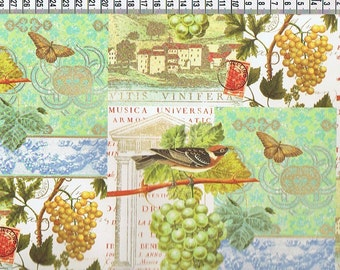 Paper ROSSI - VINEYARD - made in Italy