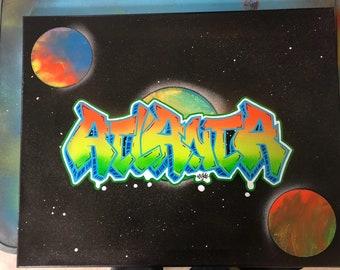 Atlanta Graffitti Art
