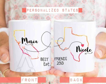 going away gift for friend, goodbye gift, moving away gift, farewell gift, best friend gift, best friend long distance, gift ideas MU275