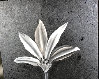 Flower Paintings Made to Order