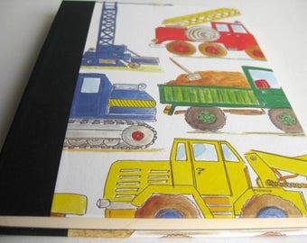 Handbound Journal for Scrapbooking Children