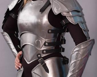 "Lady Cuirass - Skirt. Armor ""Queen of the Elven"""