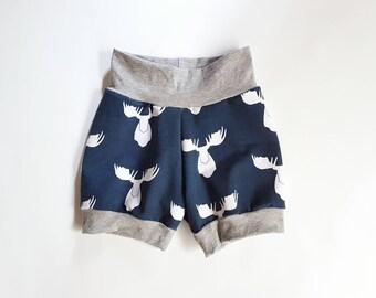 Toddler Shorts - Baby Boy Shorts - Toddler Girl Shorts - Baby Shorts - Summer Baby Clothes - Hiking Baby Clothes - Hipster Baby - Shorties